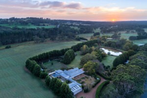 mittagong-aerial-drone-photography-sunset