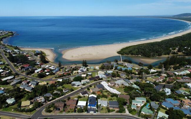 gerroa-seven-mile-beach-panorama