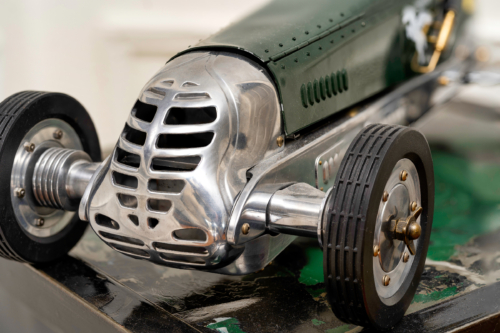 Bowral Highlands product photography model car