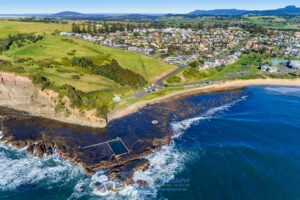 Gerringong aerial drone photography